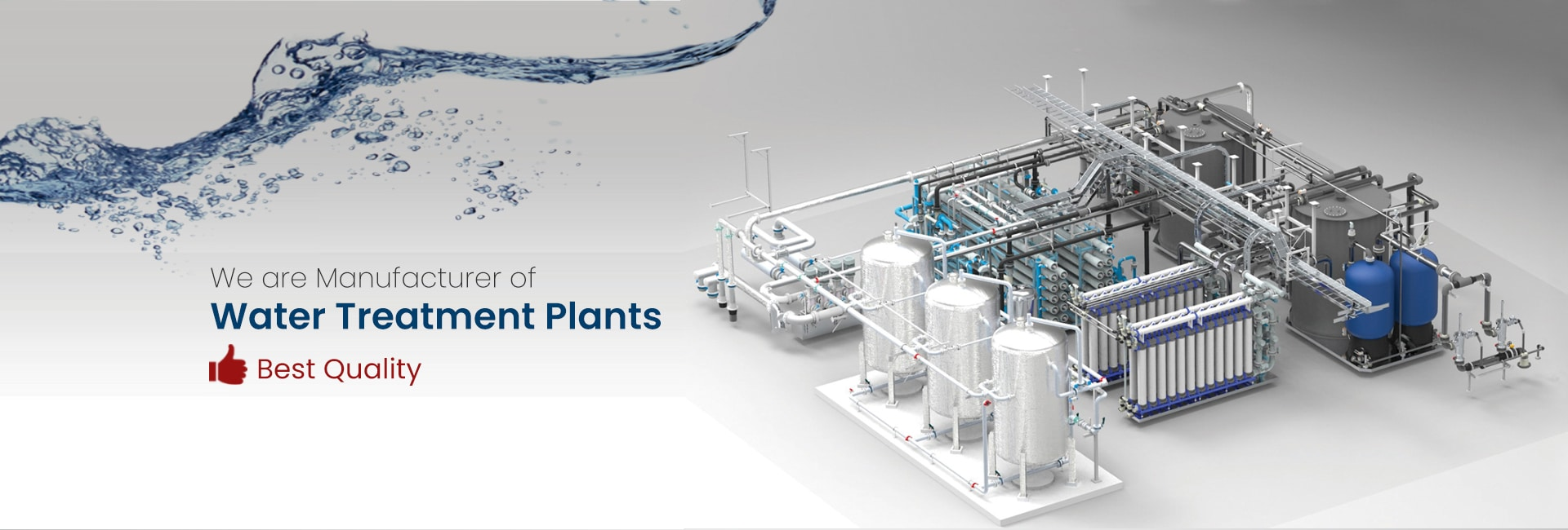 Water Treatment Plants Manufacturers