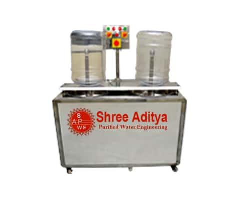 Jar Washing Machine Manufacturer