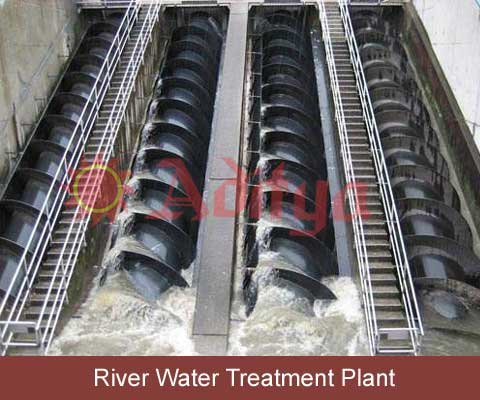 river water treatment plant