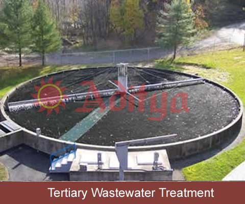 Tertiary Wastewater Treatment